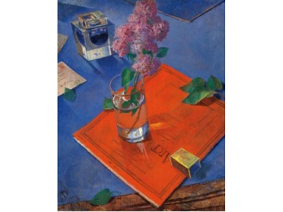 Картина Петрова Водкина продана на аукционе за 11,7 млн долларов