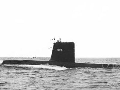 У побережья Франции обнаружили затонувшую более 50 лет назад подводную лодку