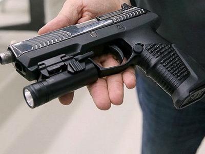 ВВС России начал поступать новый пистолет «Удав»