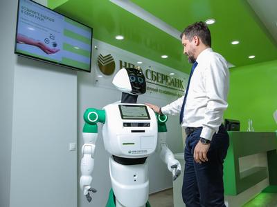 Сбербанк иMicrosoft запустили программу совместных исследований всфереИИ иробототехники