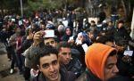 В Риге прошёл митинг против приёма беженцев