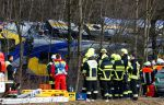 СМИ: предположительно, человеческий фактор стал причиной катастрофы в Баварии