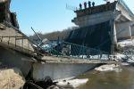 На трассе Владивосток - Находка из-за большегруза обрушился мост
