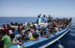 В Гибралтарском проливе спасены 28 мигрантов