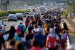 Большинство французов высказались против приёма мигрантов