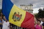 В Кишинёве произошли стычки манифестантов с полицией