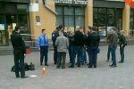 В центре Киева мужчине выстрелили в голову