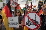 """Немецкие националисты призвали запретить """"исламские символы"""""""