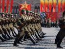 В Москве завершилась генеральная репетиция парада в честь годовщины Победы