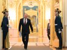 Россияне оценили работу Путина на посту главы государства