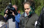 В Славянске задержаны активисты, напавшие на ветеранов