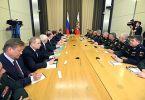 Президент провёл совещание повопросам развития оборонно-промышленного комплекса