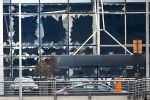 Восстановление аэропорта Брюсселя займёт не менее девяти месяцев