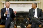 Генсек НАТО обсудит с Обамой увеличение количество войск США в Восточной Европе