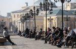 Москвичам пообещали аномальное тепло до конца рабочей недели