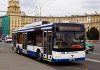 В России выбрали лучшего водителя троллейбуса