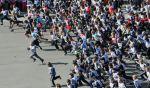 В столице улицу Гурьянова перекроют в субботу на время кросса