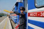 В Хабаровске на Дальневосточной детской железной дороге прошёл День открытых дверей