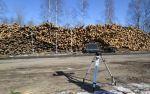 Контроль вывоза лесоматериалов помогут осуществлять новые таможенные информехнологии