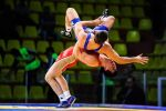 Москвичи завоевали ещё восемь медалей на чемпионате России по греко-римской борьбе