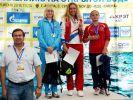 Чемпионкой России по плаванию на открытой воде на дистанции 5 км стала Ангелина Каргальцева