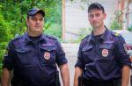 В Пензе сотрудники ППС спасли пожилого человека