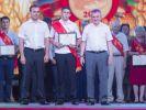 Губернатор Кубани вручил благодарности полицейским в честь праздника урожая