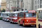 В Москве пройдёт парад ретроавтобусов