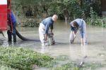 В Иркутской области пошёл на спад дождевой паводок
