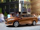Russian dealers Ford started to take orders for the Ford Fiesta of 2017 model year