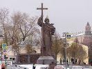 Россияне позитивно восприняли открытие памятника князю Владимиру