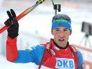 Максим Елисеев и Дмитрий Малышко стали лучшими в Кубке IBU в Бейтостоллене