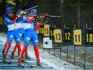 Россияне финишировали восьмыми в одиночной смешанной эстафете на этапе КМ в Эстерсунде