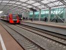 """Поезда """"Ласточка"""" будут перевозить пассажиров МЦК всю Новогоднюю ночь"""