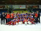 Московские спортсменки заняли третье место на первенстве мира по хоккею
