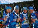 Определён состав сборной России по биатлону на этап Кубка мира в Антхольце
