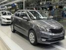 KIA produced more than 150 thousand cars in Russia in 2016
