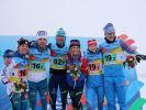 Владимир Фролов и Мария Давыденкова завоевали бронзовую медаль Всемирной зимней Универсиады