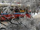 Морозная погода не повлияла на работу общественного транспорта в Москве