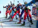 Юношеская сборная России выиграла общий зачёт первенства мира по биатлону