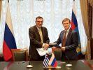 2-3 марта состоялись переговоры представителей транспортных ведомств России и Греции