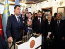 Prime Minister of Ukraine participate in opening of the photo exhibition in Ankara