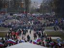 В Брянске прошли мероприятия, посвящённые годовщине воссоединения Крыма с Россией