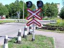 Свердловская магистраль потратит 43 млн рублей на модернизацию ж/д переездов в 2017 году