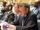 Valentin Rybakovs participates in the 50th session of the Commission on Population and Development