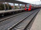 На станциях Московского центрального кольца начали обозначать место остановки последнего вагона