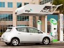 Nissan and EVgo have revealed a plan to connect Boston and Washington D.C. via nine electric-vehicle DC fast-charge sites
