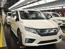 В США стартовало производство нового Honda Odyssey