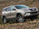 Toyota везёт в Россию новый внедорожник
