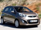 Kaliningrad plant Autotor started production of a new compact hatchback KIA Picanto